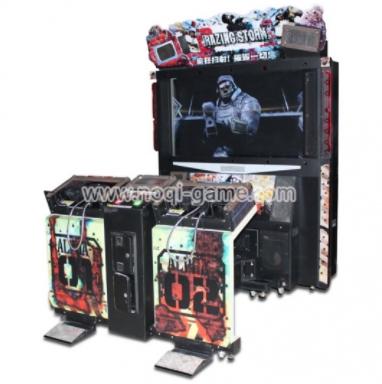 Noqi Razing Storm 55'' Indoor Best Arcade Games