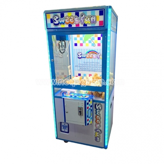 Noqi sweet fun claw machine for sale