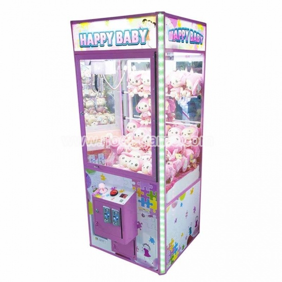 Noqi Happy Baby toy crane machine for sale