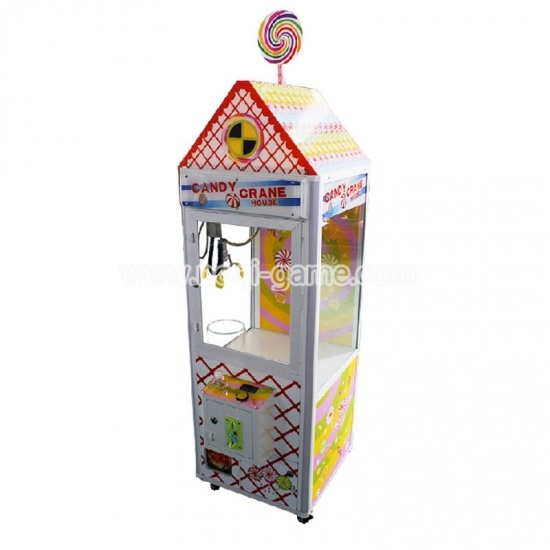 Noqi candy crane house grabber machine little claw machine