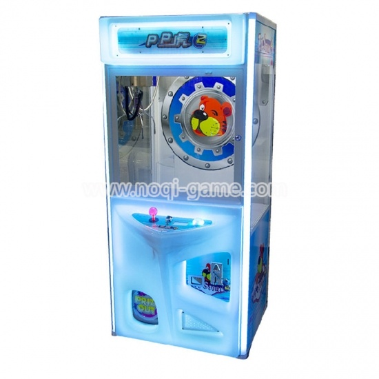 Noqi PP Tiger II attractive crane games with running llights