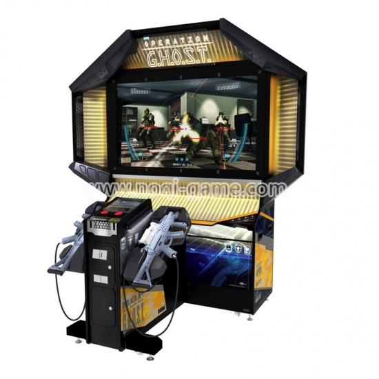 Noqi Operation Ghost old arcade games for adults