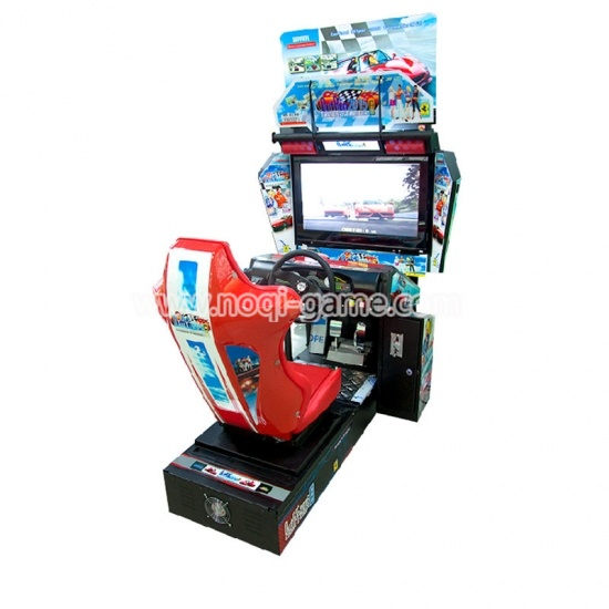 Noqi 32'' Out run arcade video games racing simulator for sale