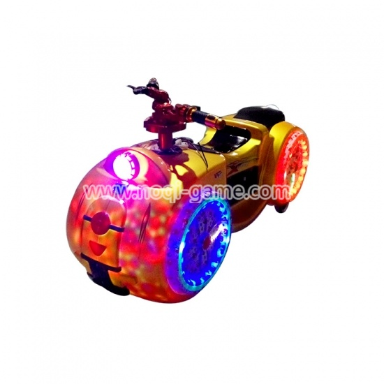 Noqi gold moto electric ride amusement game for kids