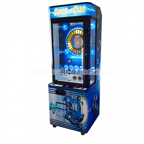 Noqi Crack the code prize redemption machines for sale