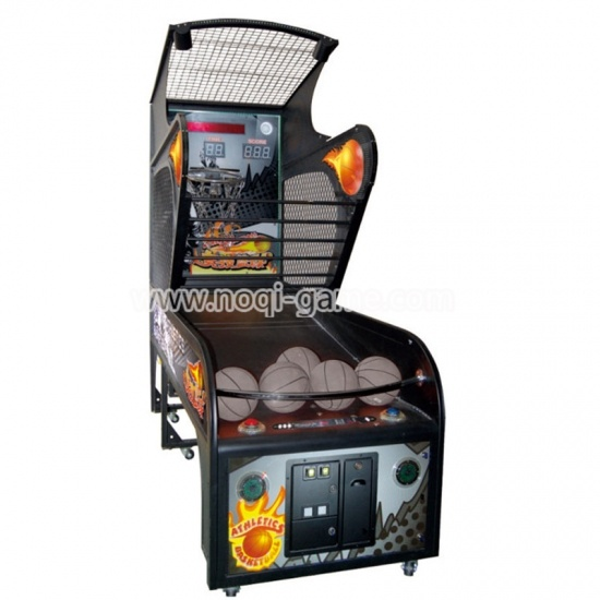 Noqi deluxe street basketball game machine for adults