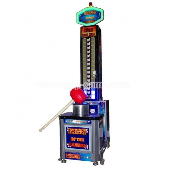 Noqi Mr Hammer redemption machines for Euro market