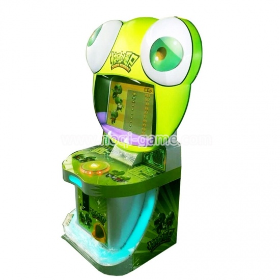 Noqi zombie kids amusement parks arcade game machine