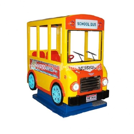 Noqi kiddie ride bus ride for kids fun amusement places