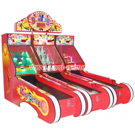 Noqi Ghost bowling arcade game for indoor game center