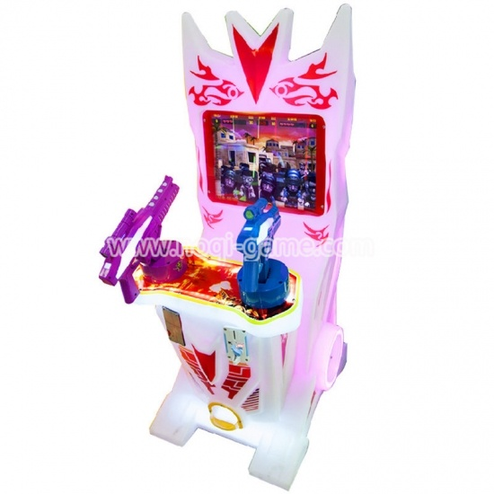 Noqi zombie shooting kids arcade machine for sale