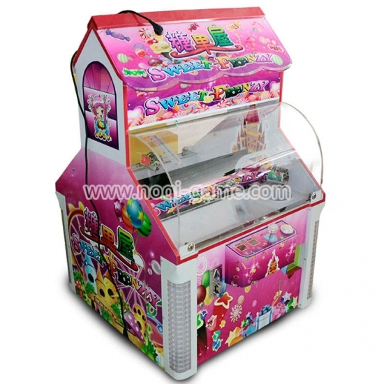 Noqi kids candy crane small crane machine for 2 players