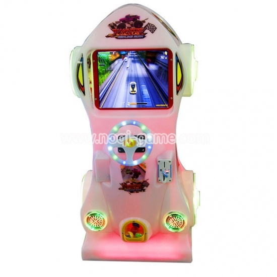 Noqi kids racing prize redemption arcade video game machines