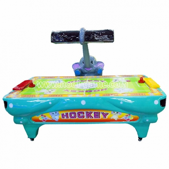 Noqi cheap 2 players elephant air hockey table for kids