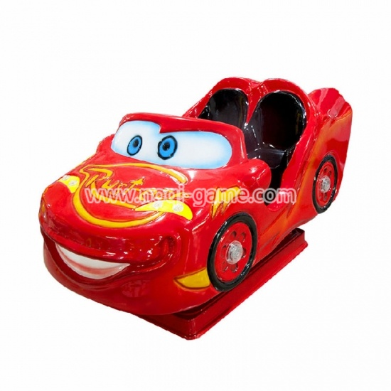 Noqi hot sale big kiddie ride horse for 2 players
