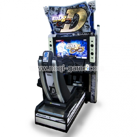 Noqi 32'' Initial D8 high quality original racing game machine