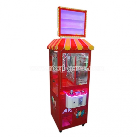 Noqi kids arcade claw game small crane machine