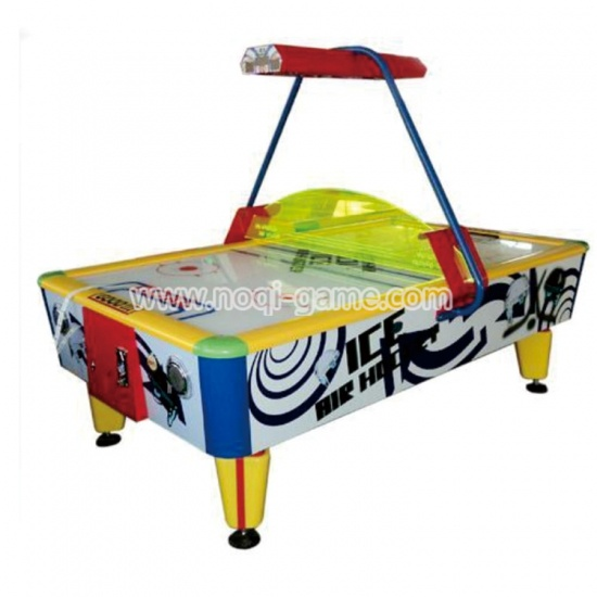 Noqi indoor amusement center ice air hockey table game for for Table games for adults