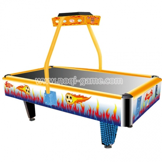Noqi factory two players Speed air hockey table for sale
