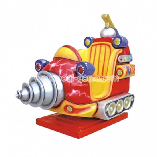Noqi strong and durable rides drill kiddie ride jet