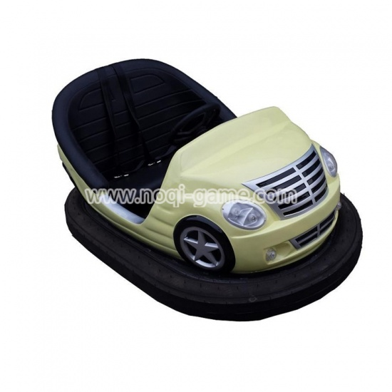 Noqi amusement theme park fiberglass floor bumper car rides