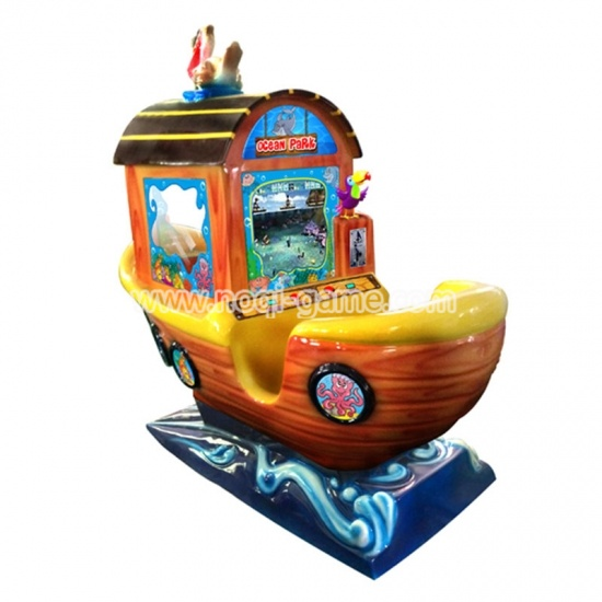 Noqi fashion design ocean kiddie ride on cars