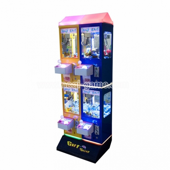Popular mini grabber machines for 4 players