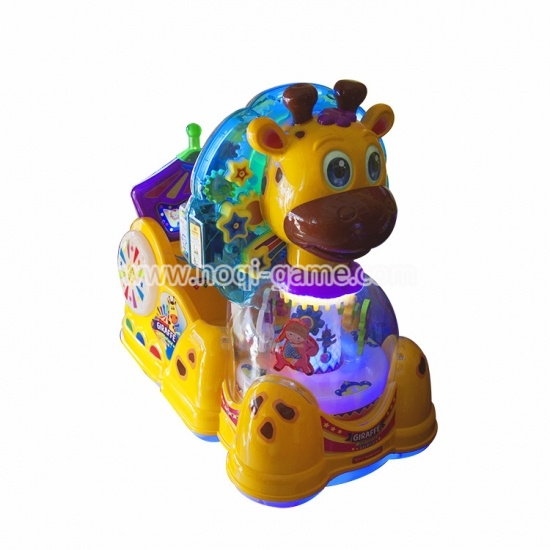 plastic high quality coin operated kiddie rides for sale