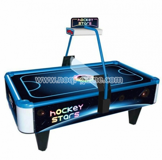 Star air hockey table coin operated for 2 players