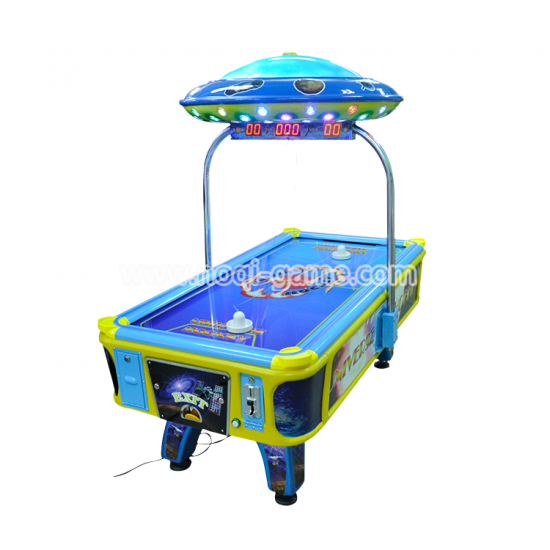 Noqi coin operated universal air hockey table