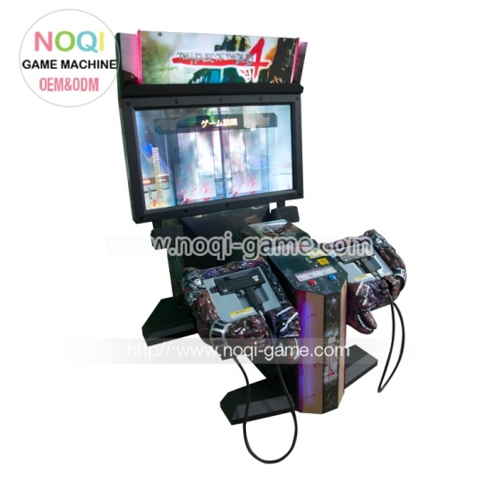 Noqi House of the dead 4 video classic arcade game machine