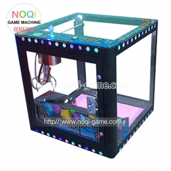 Noqi Magic Cube small crane machine games