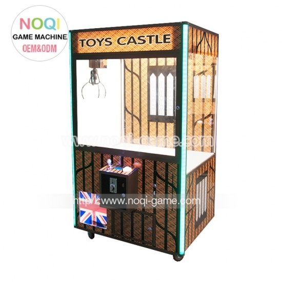 38 inch toy castle toy crane machine for sale