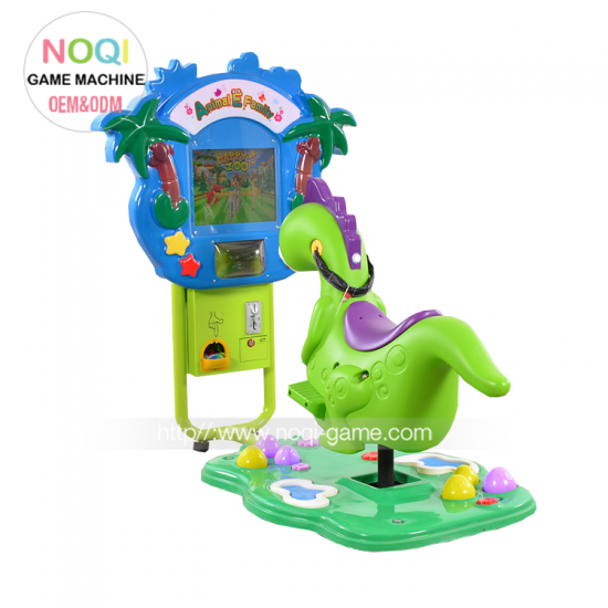 Good quality dinosaur kiddie ride machines