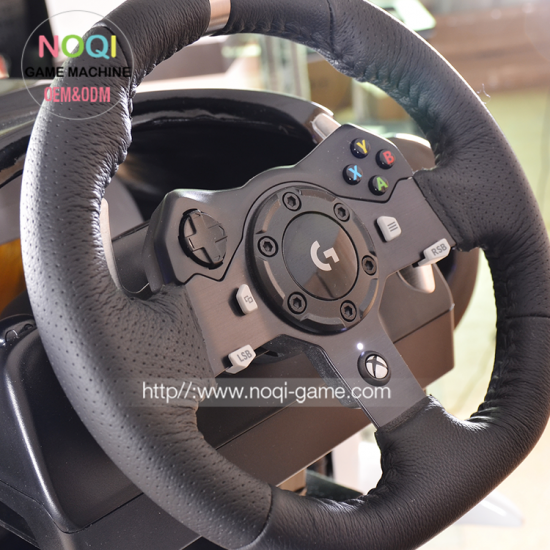 Fascinating VR driving simulator for sale