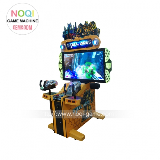 china shooting game machine