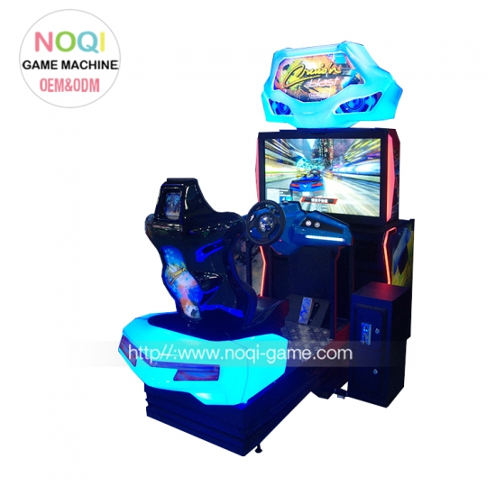 arcade racing machine