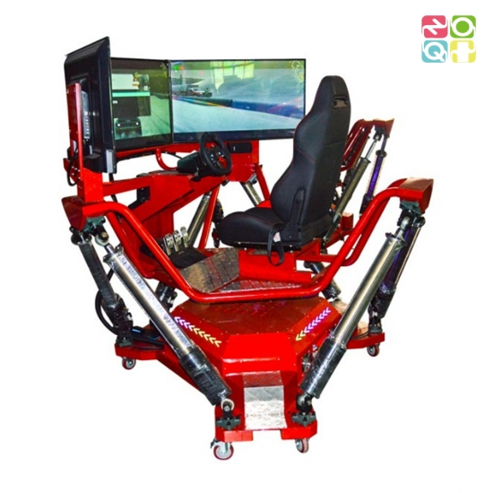 racing car simulator