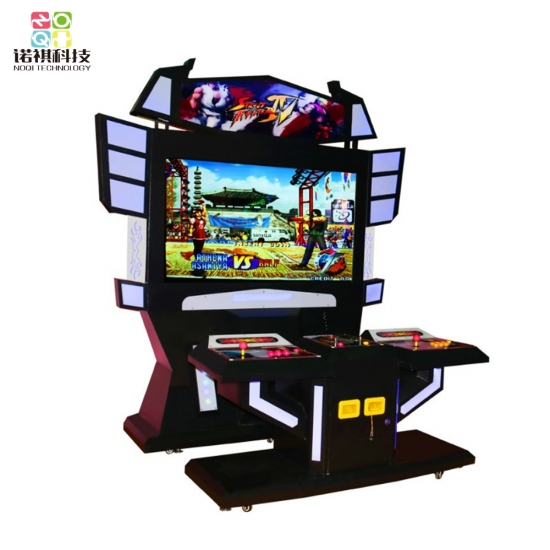 55 inch Tekken 7 Arcade Video Fighting Game Machine