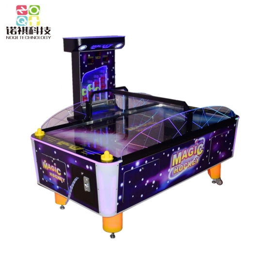Multi ball Air Hockey