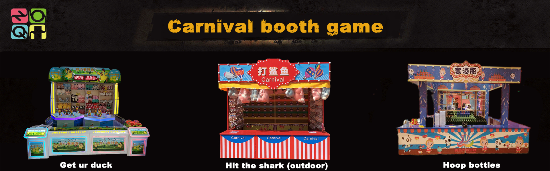 carnival booth game